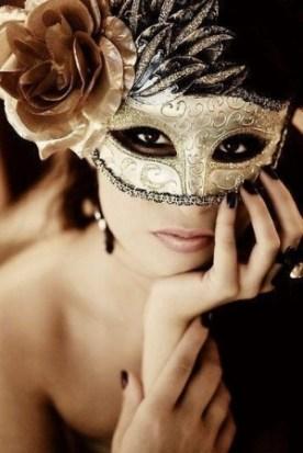 masquerade party mask