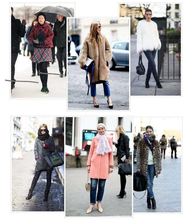 Favorite Winter Looks via Pinterest