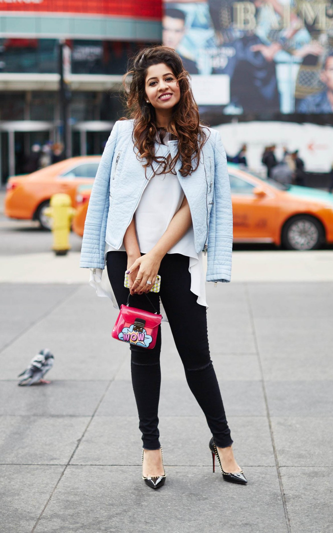 little-blue-zara-leather-jacket-structured-chic-pop-art-furla-white-top-mendocino-ripped-jeans-black-louboutins-t.dot-streetstyle-2