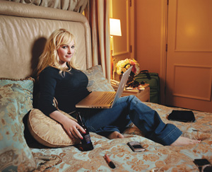 GQ's Meghan McCain Photo