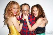 terry richardson, photography, leighton meester, blake lively