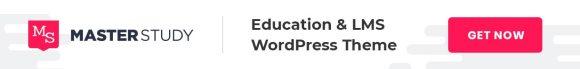 Education WordPress Theme with advanced LMS