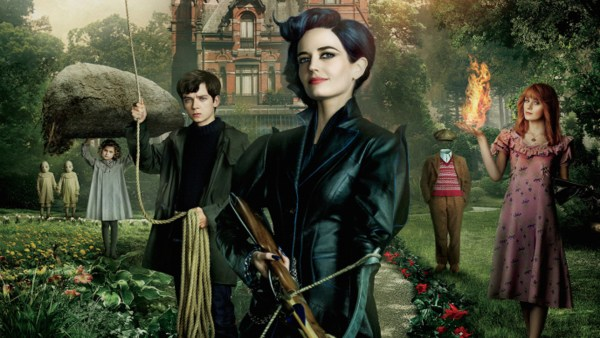 WATCH THE TRAILER OF TIM BURTON'S MISS PEREGRINE'S HOME FOR PECULIAR CHILDREN
