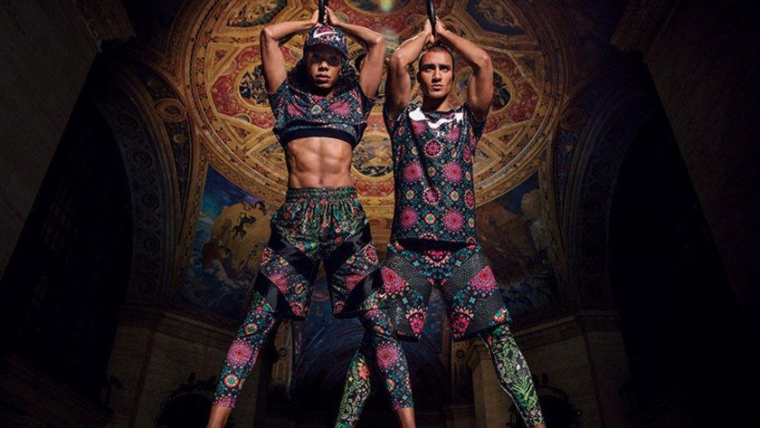 NIKELAB AND RICCARDO TISCI TEAMS UP FOR AN ACTIVEWEAR COLLECTION