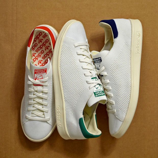 THE NEW ADIDAS STAN SMITH OG COLLECTION BOASTS NEW MATERIAL