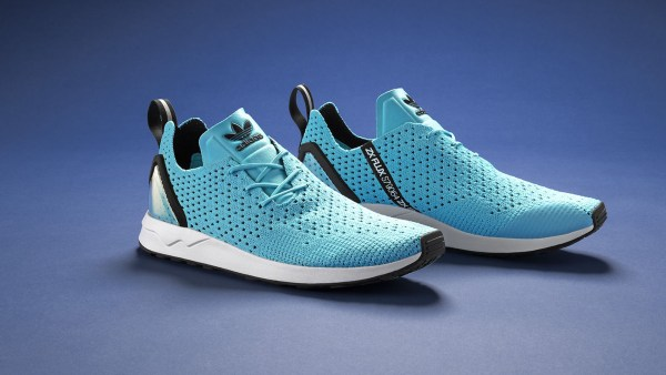 COP OR DROP: ZX FLUX RACER ASYM PRIMEKNIT