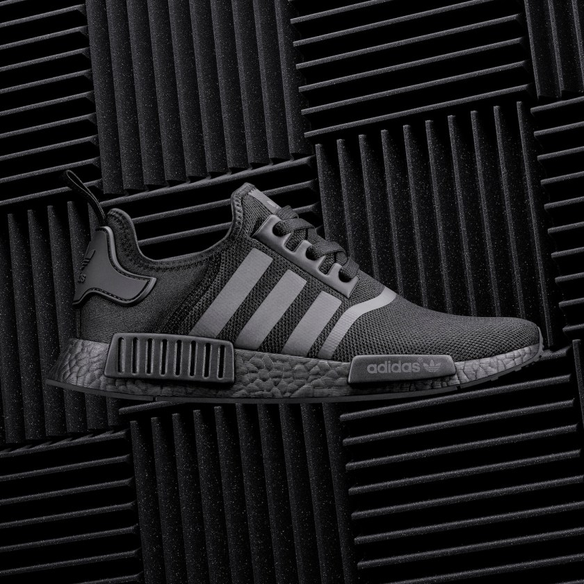 adidas NMD_R1 Triple Black_3