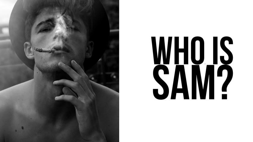 MODEL FEATURE: SAM SALTER OF W MODEL MANAGEMENT