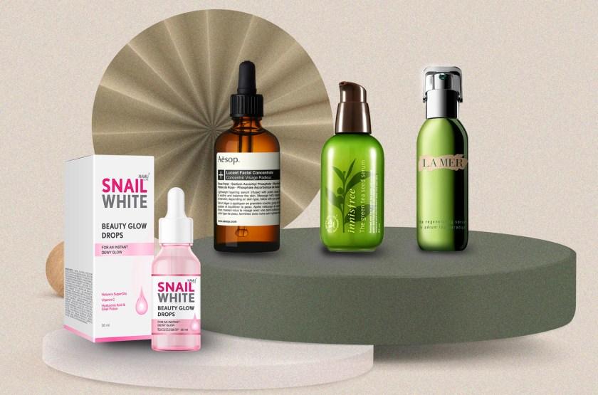 10 best serums in the market