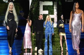 THE FENDACE COLLECTION FINALLY STRUTS THE RUNWAY
