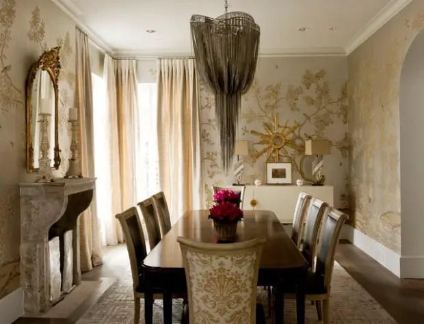 21 Elegant Dining Room Design Ideas