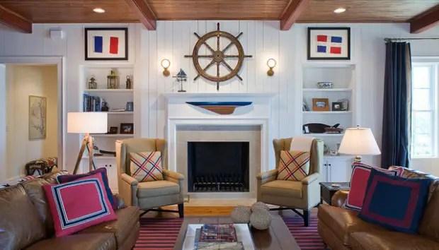 19 Fantastic Nautical Interior Design Ideas For Your Home