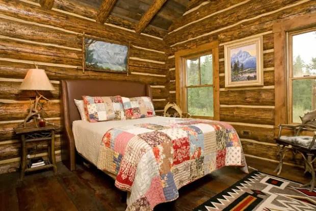 18 Cozy Cabin Bedroom Design Ideas