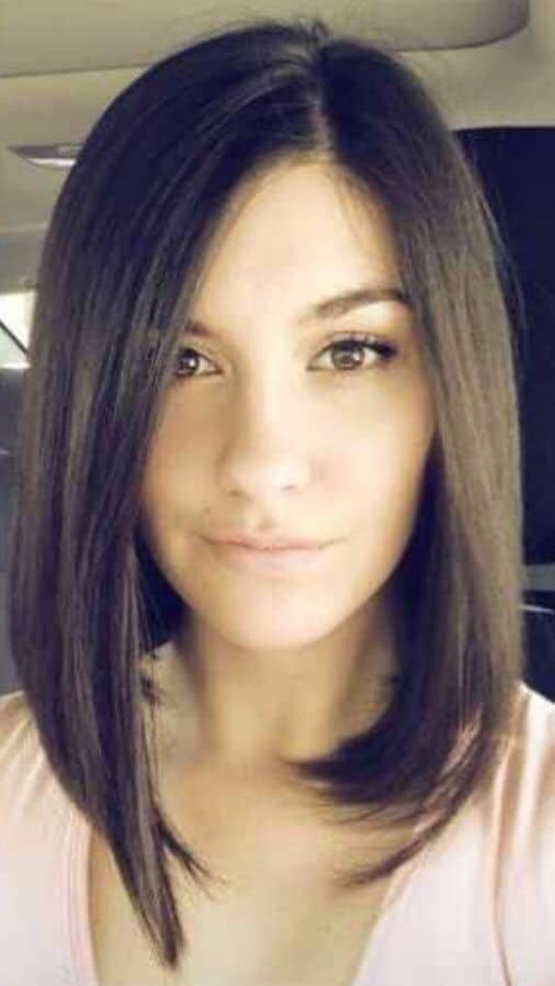Long Bob with a Twist-Medium Hairstyles To Make You Look Younger1