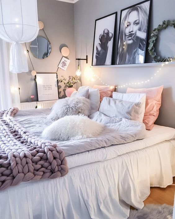 Some Fascinating Teenage Girl Bedroom Ideas - Stylendesigns on Teen Room Girl  id=94601