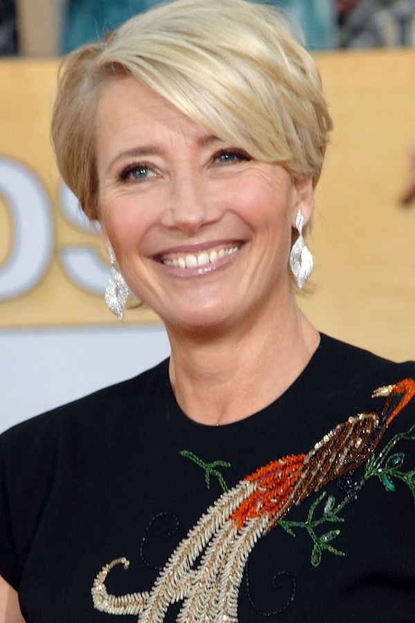 Top 22 Celebrities Short Hairstyles For Older Woman