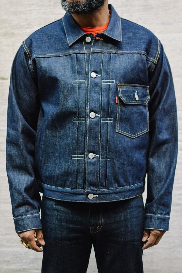 Throwback: Levi's Vintage Clothing Type 1 Jacket. Style No