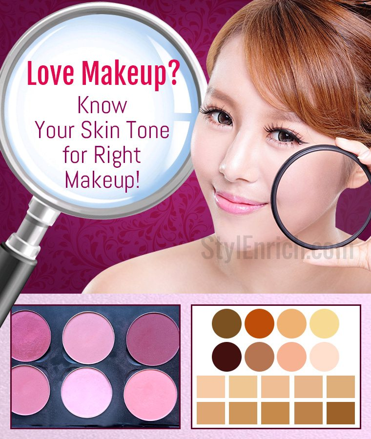 Find Out Your Skin Tone for Makeup