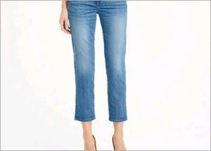 Cropped-jeans-for-girls