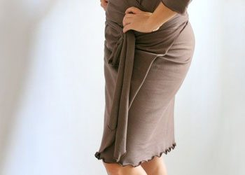 Skirts-for-wide-hip-females