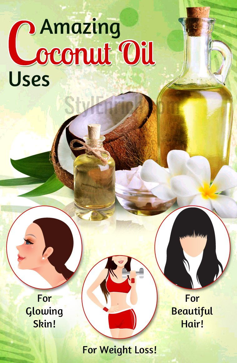 Benefits of Coconut Oil for Your Beauty