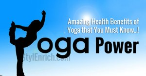 Health Benefits of Yoga for Healthy Body and Mind