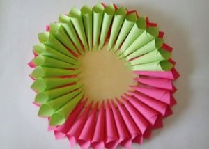 Colorful Paper Craft