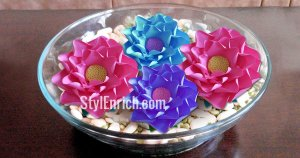 How to Make Paper Flowers?
