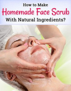 Homemade-face-scrub-with-natural-ingredients