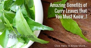 Curry Leaves Benefits