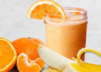 Banana-orange-smoothies