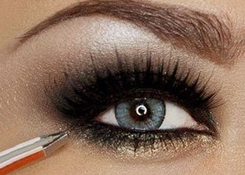 How to Apply Smokey Eye Shadow?