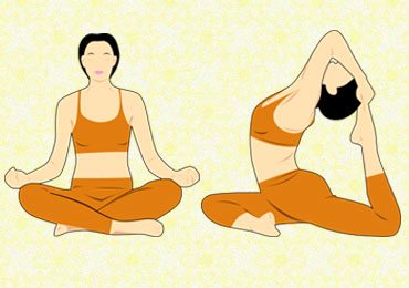 easy yoga poses for beginners to start your day healthy