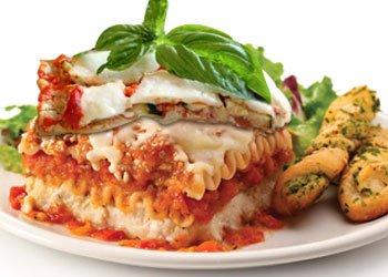 Garden Fresh Lasagna