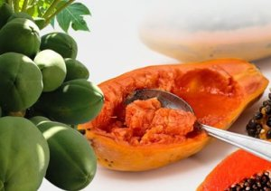 Papaya Treatment to Enhance the Glow of the Skin