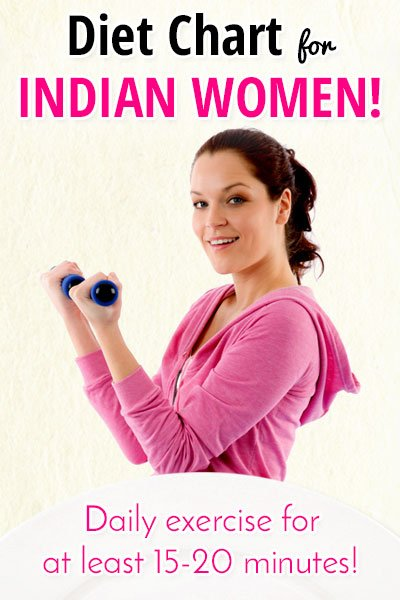 Daily Exercise for Indian Women
