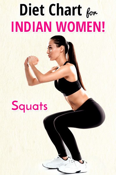 Squats for Indian Women