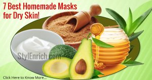 Homemade Masks for Dry Skin