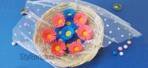 How to Make DIY Colorful Flowers Using Paper?