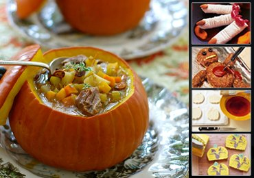 Halloween-recipes