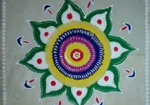 Vibha Tirpude Rangoli Featured