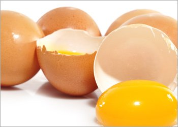 Eggs to Get Healthy Hair