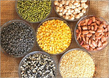 Lentils to Get Luxurious Hair