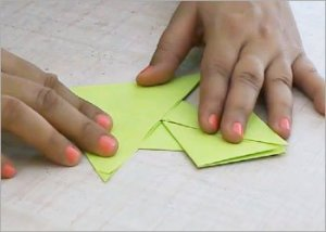 Paper-jumping-frog