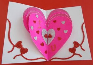 How to Make Your Own Valentines Card?