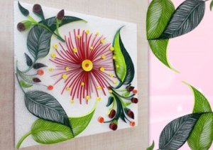 DIY Room Decor With Awesome Paper Quilling Art