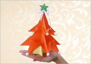 DIY-origami-christmas-tree-kids-fun-craft