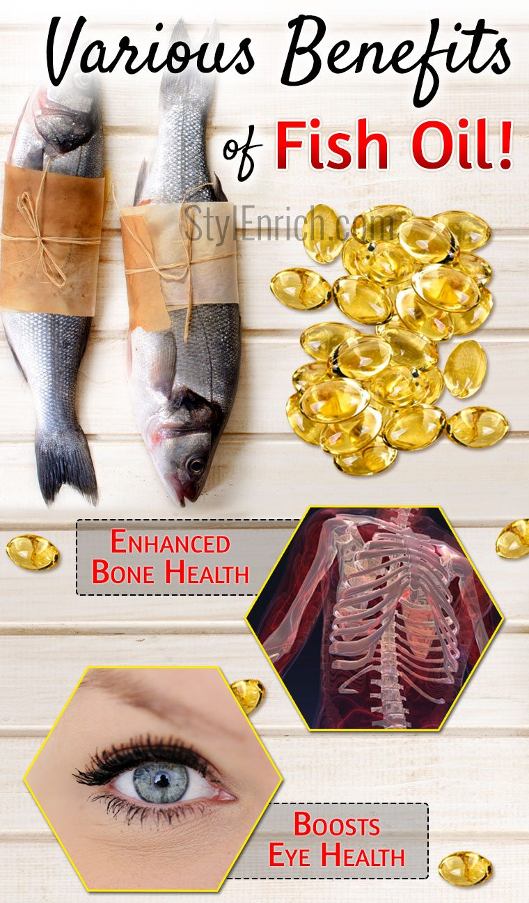 Fish oil benefits for health that you must be aware of for Fish oil benefits for women