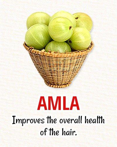 Amla For Natural Hair Restoration