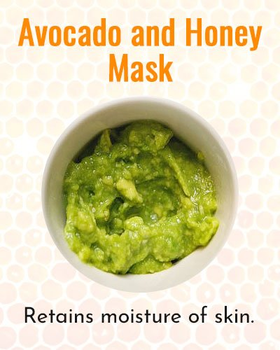 Avocado and Honey Face Mask